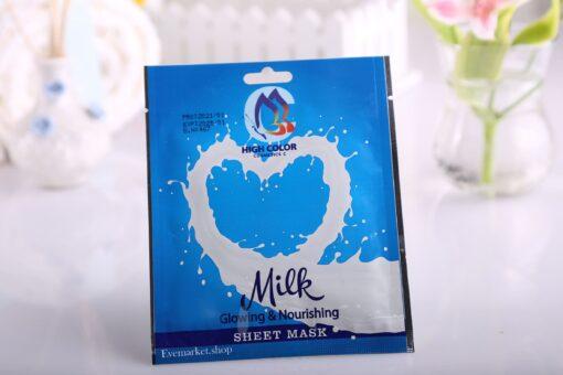 ماسک ورقه ای شیر