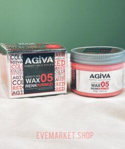 آگیوا واکس مو رنگی (قرمز)