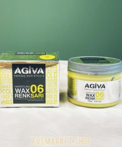 آگیوا واکس مو رنگی (طلایی)